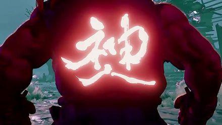 Vid�o : Street Fighter V : Teasing Akuma