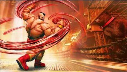 vidéo : Street Fighter V : Thème musical de Zangief