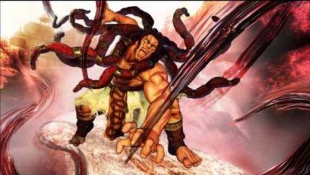 vidéo : Street Fighter V : Thème musical de Necalli