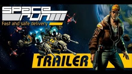 Vid�o : Space Run - Trailer