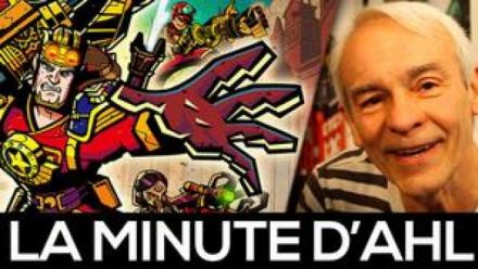 Vid�o : La Minute d'AHL s'attaque à Code Name STEAM