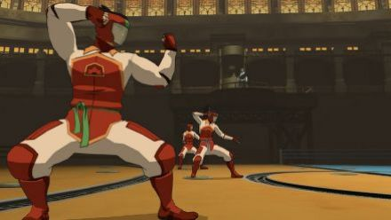 Vid�o : 7 mintes de gameplay de The Legend of Korra