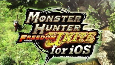 Vidéo : Monster Hunter Freedom Unite for iOS