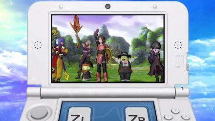 Vid�o : Dragon Quest X Online sur 3DS : le trailer japonais