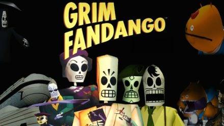 Grim Fandango Remastered (PS Experience)