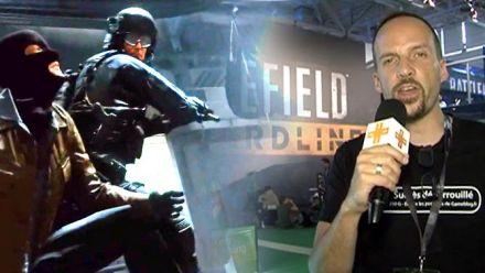 Battlefield Hardline impressions Gamescom 2014
