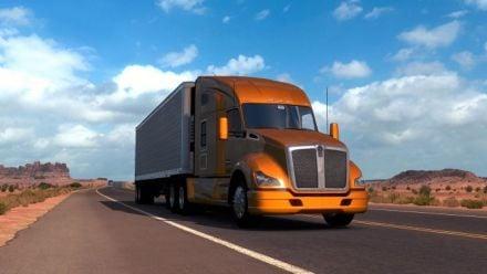 Le trailer d'American Truck Simulator