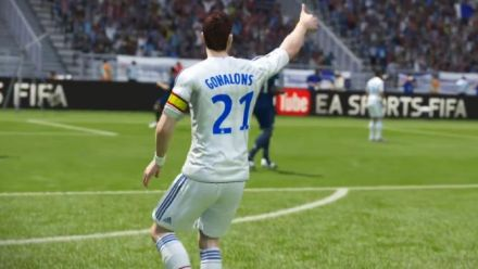 FIFA 15 : l'intensité et l'émotion en vidéo