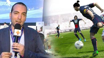 FIFA 15 impressions Gamescom 2014