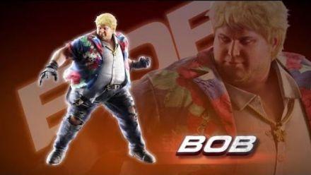 vidéo : Tekken 7 : Annonce de Bob