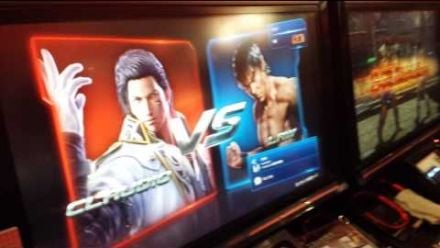 vidéo : Tekken 7 Gameplay (Claudio vs Law)