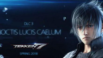 Vid�o : Tekken 7 : Trailer Noctis