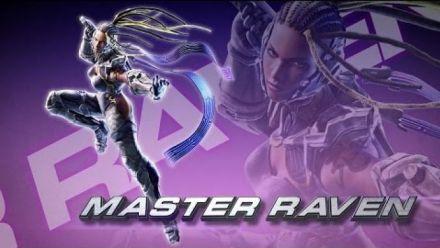 vidéo : Tekken 7 : Annonce de Master Raven