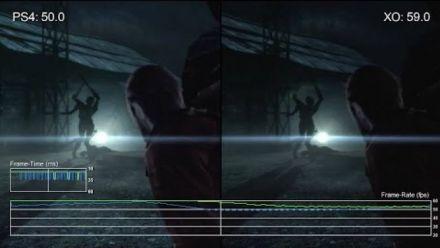 vidéo : Resident Evil Revelations 2: Resident Evil Revelations 2 : comparatif PS4 vs Xbox (frame-rate)