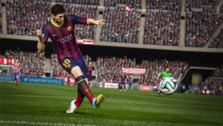 FIFA 15 Elements de Gameplay - Agilité et contrôle