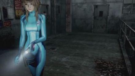 Vidéo : Project Zero 5 : Costumes Samus et Zelda