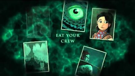 Vid�o : Sunless Sea - Trailer Explore