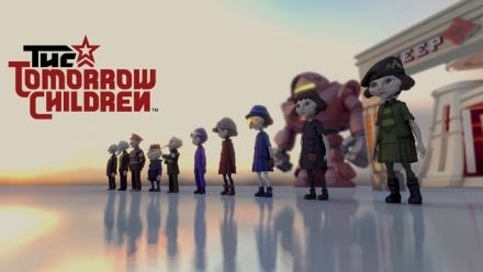 Vid�o : The Tomorrow Children - Official E3 2015 Trailer