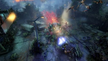 Vid�o : ALIENATION : Introduction to the Invasion - PS4