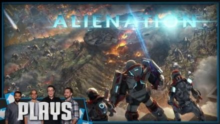 Vid�o : Alienation - Séquence de gameplay