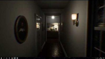 Vidéo : Silent Hills P.T. recreation on Unreal Engine 4 / WIP