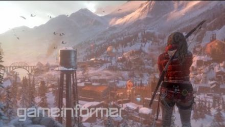 Rise of the Tomb Raider - Game Informer