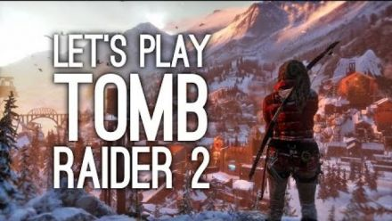 Rise of the Tomb Raider : 10 minutes de gameplay