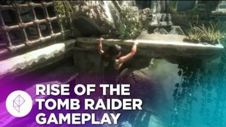 Rise of the Tomb Raider - 14 minutes de gameplay
