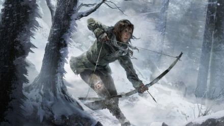 Vid�o : [FR] Rise of the Tomb Raider Xbox One X Améliorations