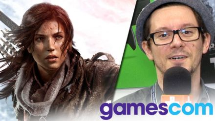 Gamescom 2015 : on a joué à Rise of the Tomb Raider à tombeau ouvert