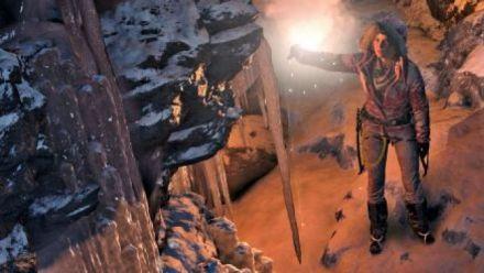 Rise of the Tomb Raider : Woman vs Wild