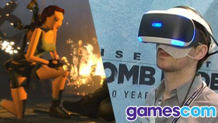 Rise of the Tomb Raider PS4 : Nos impressions en coop' et en VR