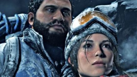 Rise of the Tomb Raider : Trailer Preview E3