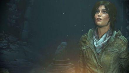 Rise of the Tomb Raider : Extraits en 4K sur PS4 Pro