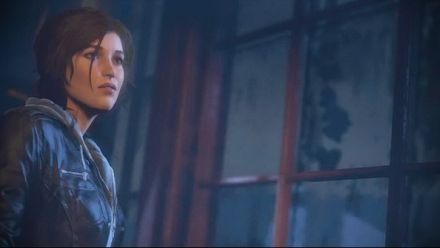 Rise of the Tomb Raider : 10 minutes de gameplay Gamescom