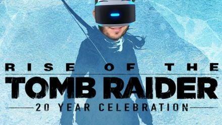Vid�o : Rise of the Tomb Raider : Notre test des Liens du Sang en PlayStation VR