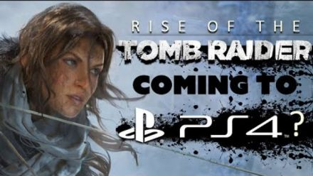 PS4 Rise of the Tomb Raider RELEASE DATE! - The Know