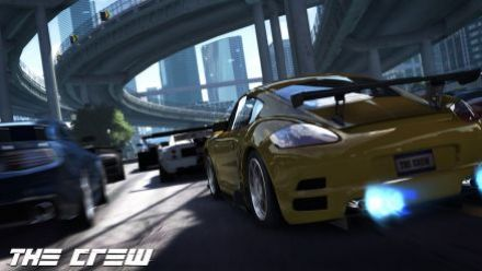 Vid�o : The Crew : Beta ouverte