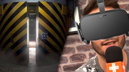 """Vid�o : The Assembly : on a testé un """"vrai"""" jeu en réalité virtuelle"""