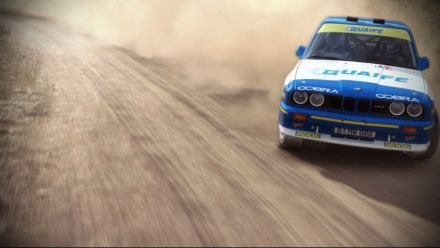Vid�o : Trailer d'annonce de DiRT Rally pour Oculus Rift