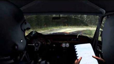 vid�o : DiRT Rally : vidéo de gameplay maison 2