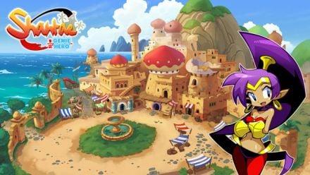 Vid�o : Shantae ׃ Half-Genie Hero - Trailer de lancement
