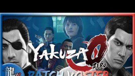 Vid�o : Yakuza 0 : Bande-annonce patch traduction française