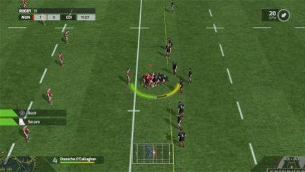 Vid�o : Rugby 15 : Spot TV Dimitri Yachvili
