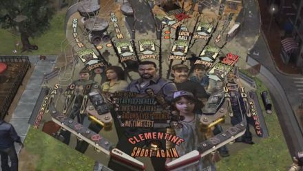 Vid�o : The Walking Dead Pinball - Bande Annonce