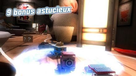 Vid�o : Table Top Racing - Bande Annonce