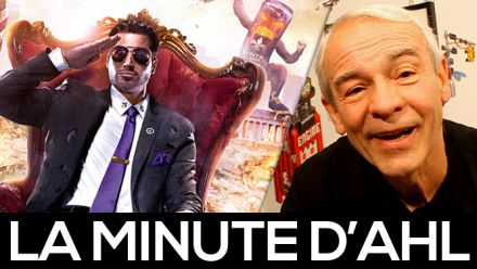 vid�o : La Minute d'AHL fatalise Saints Row IV Re-Elected