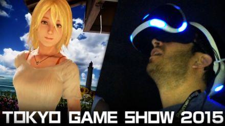 Vid�o : TGSZ 2015 : Summer Lesson PS VR Nos Impressions