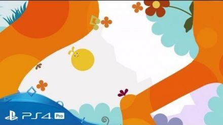 Vidéo : LocoRoco 2 s'annonce en vidéo