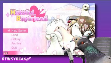 Vid�o : Hatoful Boyfriend - Trailer de lancement